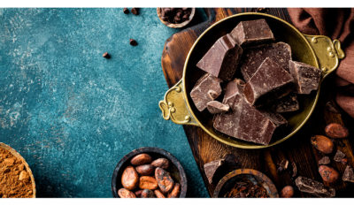 5 beneficios del chocolate